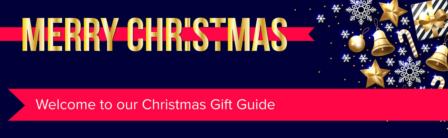 Merry Christmas - Welcome to our Christmas Gift Guide